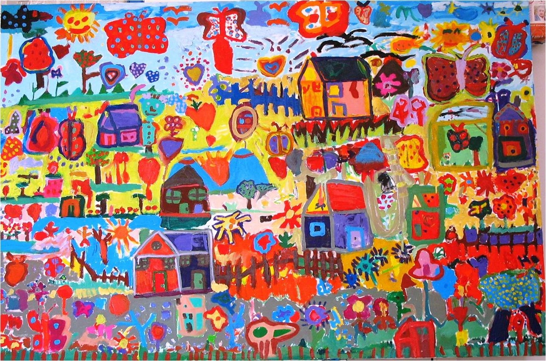 Beirut Art Therapy Home
